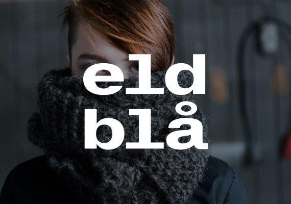 ELDBLÅ